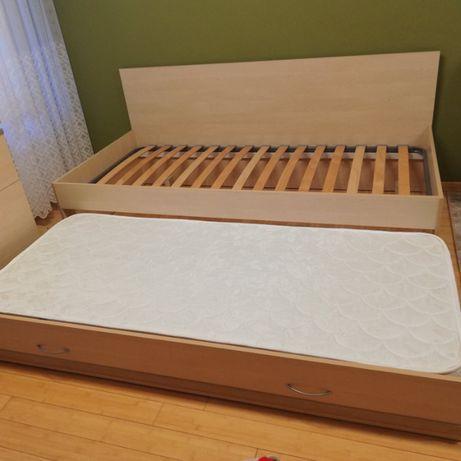 Легло 190Х90 (Магнифлекс) с изтеглящ се 2-ри матрак