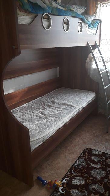 2-х этажная кровать