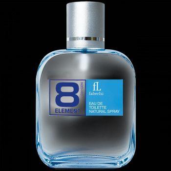 туалетная вода для мужчин 8 ELEMENT Faberlic