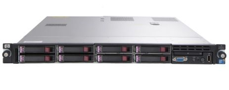 Сервер HP DL360 G7 2x E5620/ 32Gb/2x300GB SAS /P410i 256mb FBWC/ 2x 46