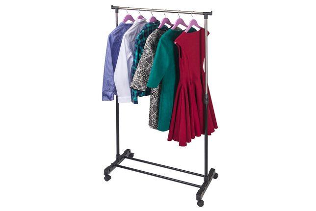 Вешалка для одежды напольная гардеробная телескопическа Доставка Акция