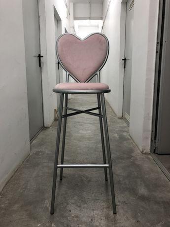 Scaun scaune bar forma inima