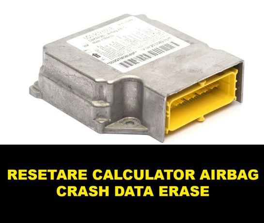 Resetare Resoftare Reparatii - calculator modul Airbag -- ORICE MARCA