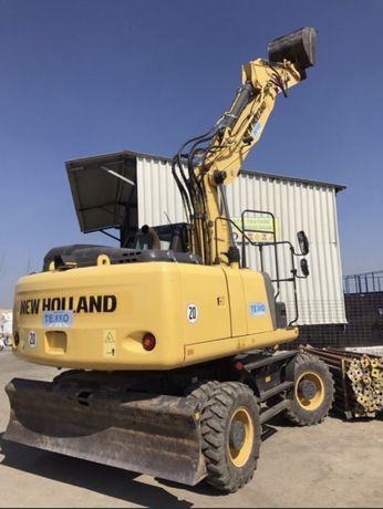 Exacavator New Holland 20 tone
