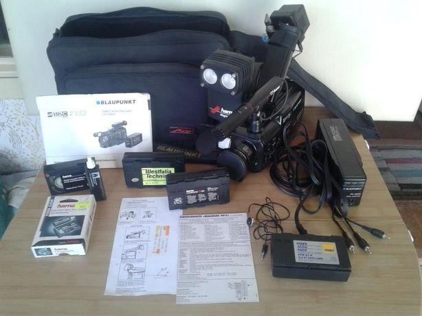 Camera video Camcorder Blaupunkt CR-6000S S-VHS C PAL /vant si la buc.