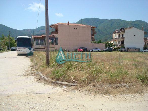 УПИ 405 м2 на плажа в курортно селище Ставрос, Гърция