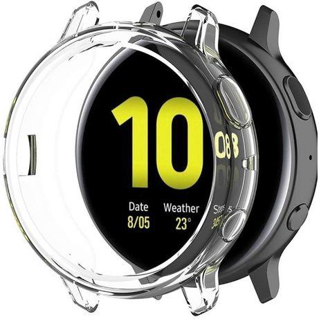 Huse premium SAMSUNG Galaxy WATCH Active 2 44mm 40mm Folie full ecran