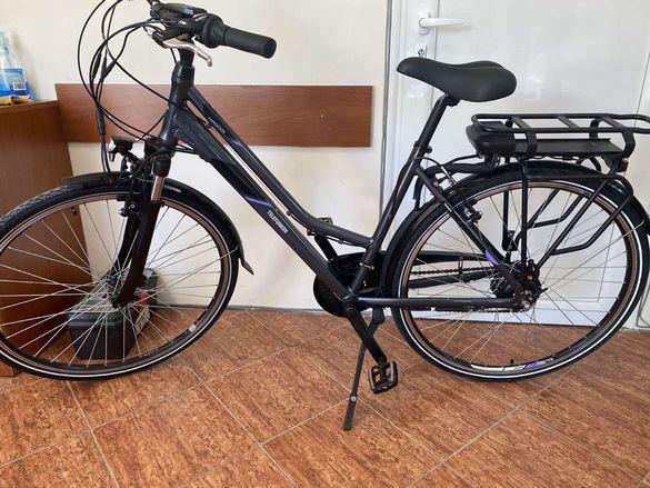 Немско  колело Telefunken с динамо