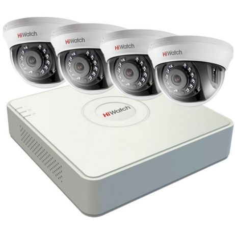Комплект видеонаблюдения онлайн