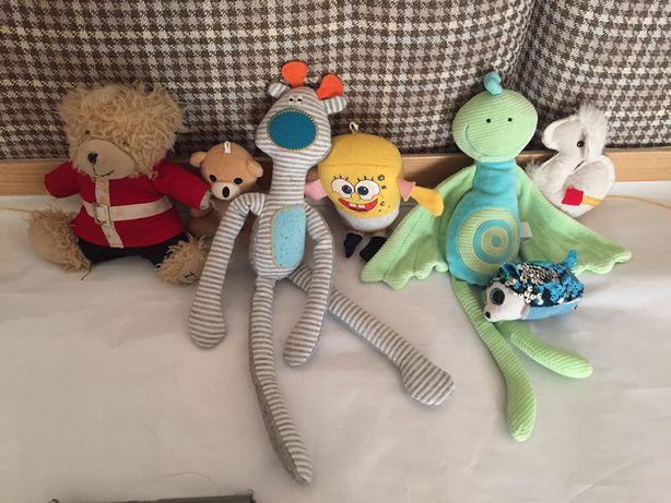 Плюшевые игрушки детские игрушки