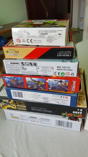 Lego, diverse jocuri