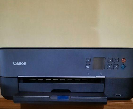 Imprimantă multifuncțională Canon aproape nouă