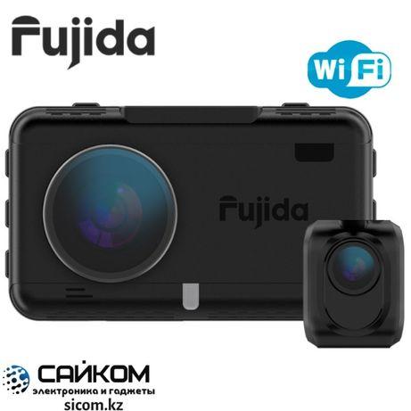 Fujida Karma Duos S WiFi (3в1)Камера заднего вида+Флешка на 64гб дарим