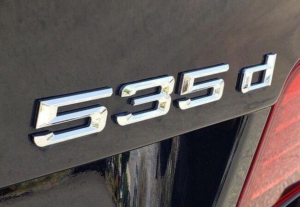 "Емблема ""535d"" за бмв"