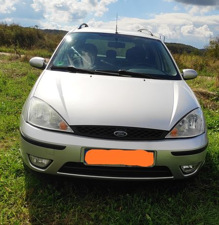 Vând Ford Focus, Euro 4, întreținut!!!