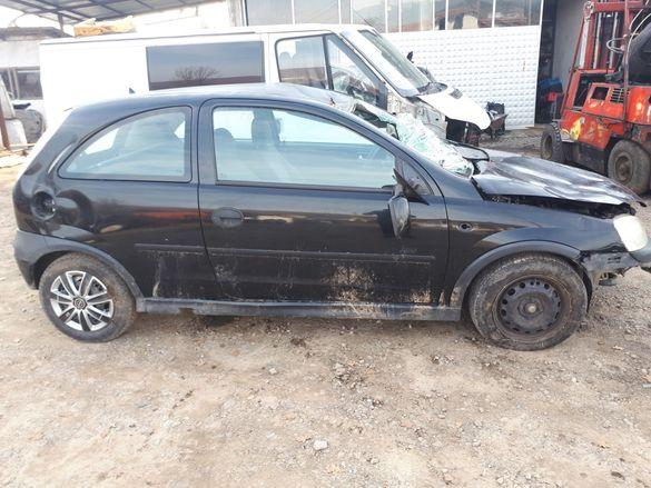 Орел Корса ц 1.7 Opel Corsa C 1.7dt Isuzu на части