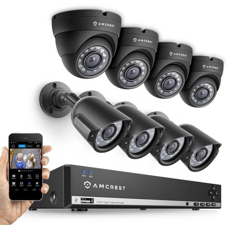 Мир качественного видеонаблюдение. Монтаж, установка, обслуживание.