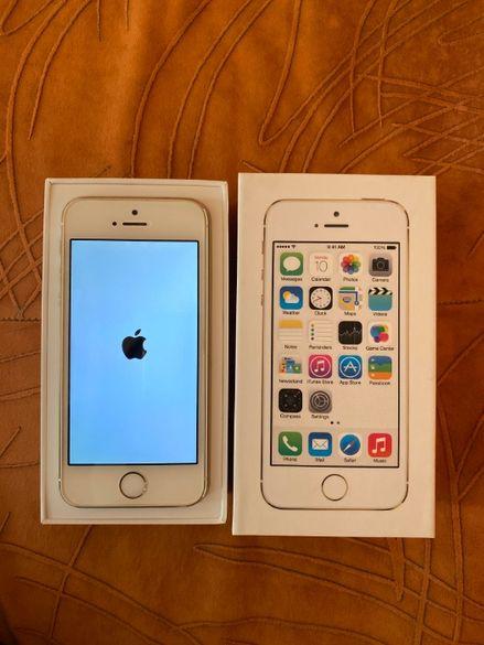Продавам отключен iPhone 5s Gold 16GB