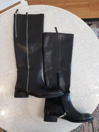 Продам сапоги зимние Баскони, 38 размер