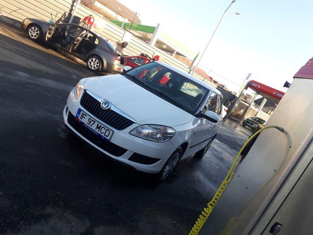 Skoda Fabia 1.2 benzina Euro5