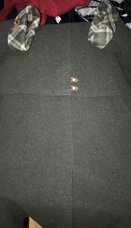 Palton deosebit foarte lung