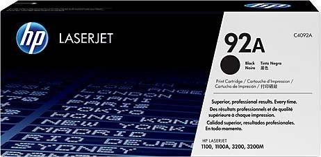 Продам оригинальный картридж HP C4092A (HP 92)