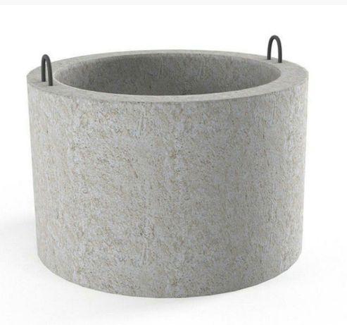 Бетонные кольца для септика 14000 тенге