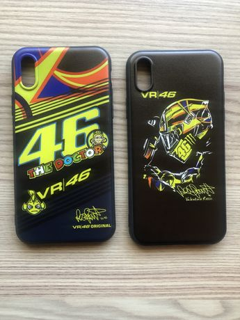 Husa iphone X Valentino Rossi