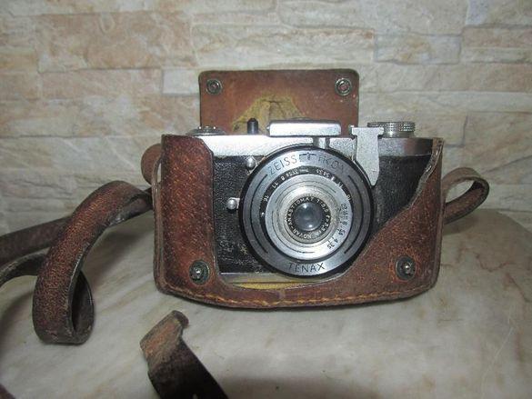фотоапарат zeiss ikon tenax
