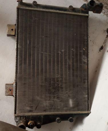 радиатор жигули
