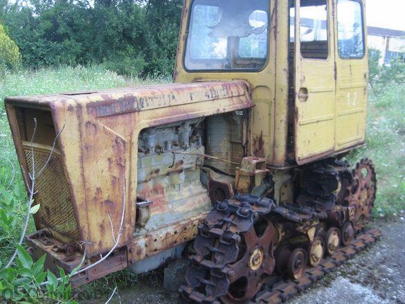 Трактор болгар Т 54 В
