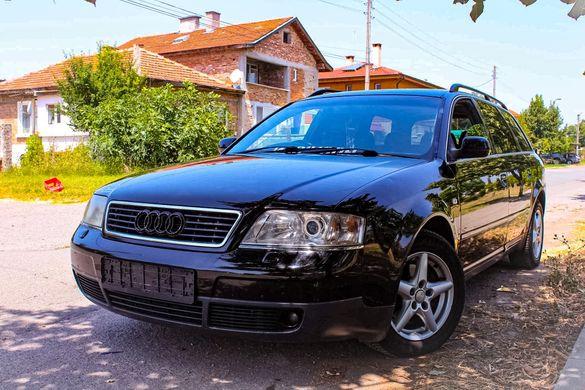 ЧАСТИ Audi A6 2.5TDI Quattro S-line