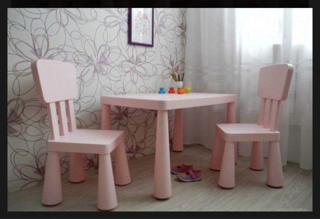 ИКЕА Стол стулья