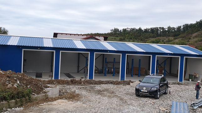 Containere organizare de șantier