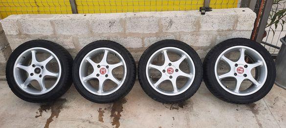 Джанти Enkei 16цола 4х114.3 , 6.5j , et45 , 205/50/16 Honda , Nissan