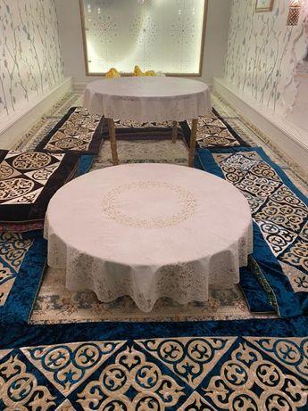 Круглый стол для дома