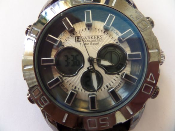 100% original-barkers of kensington turbo sport watch