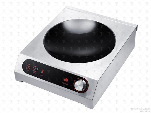 Индукционная wok плита Vortmax siws 3,5