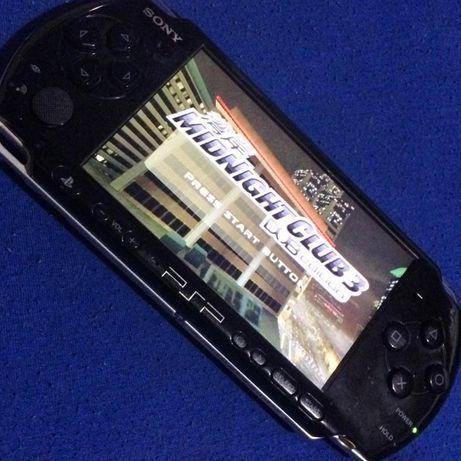 Прошивка и загрузка игр на psp / Playstation portable