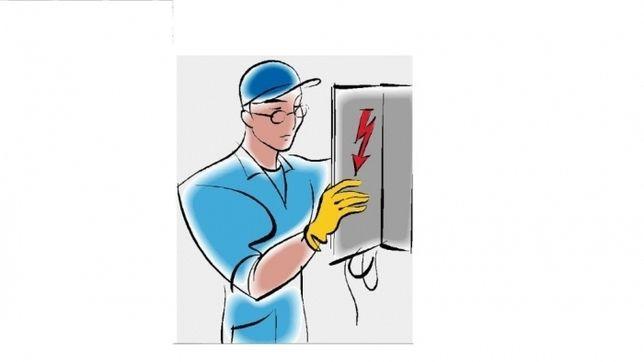 Услуги электрика - дёшево