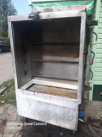 Продам гриль апараты газовый и электрический