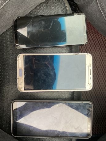 Samsung galaxy s8,j4,A8