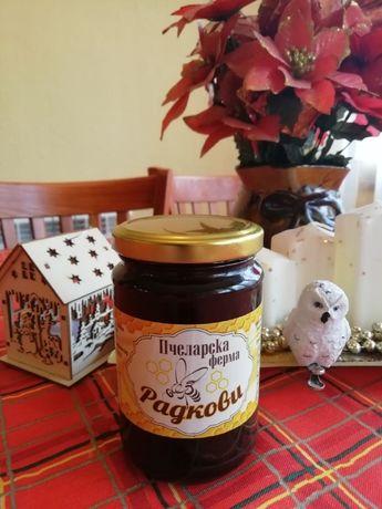 "Пчеларска ферма ""Радкови"" - Манов мед, Цветен прашeц, Клеева тинктура"