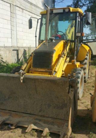 Vand,dezmembrez,piese buldoexcavator new holland,dezmembrari buldo