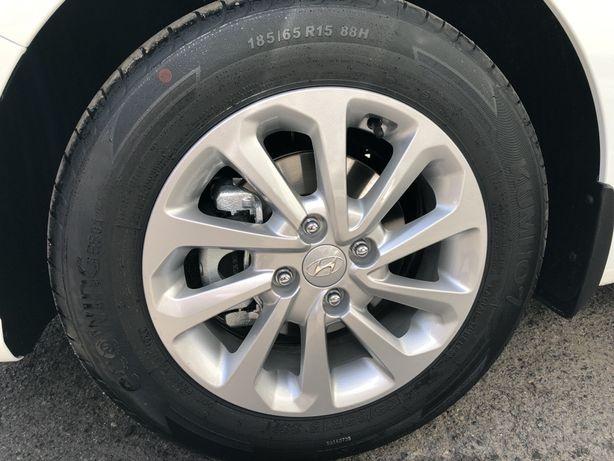Новые шины KUMHO 7 для Hyundai Accent