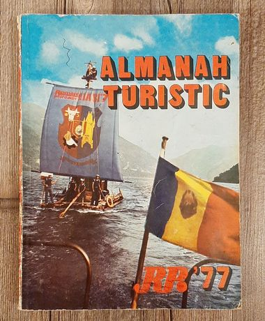 Almanah Turistic 1977