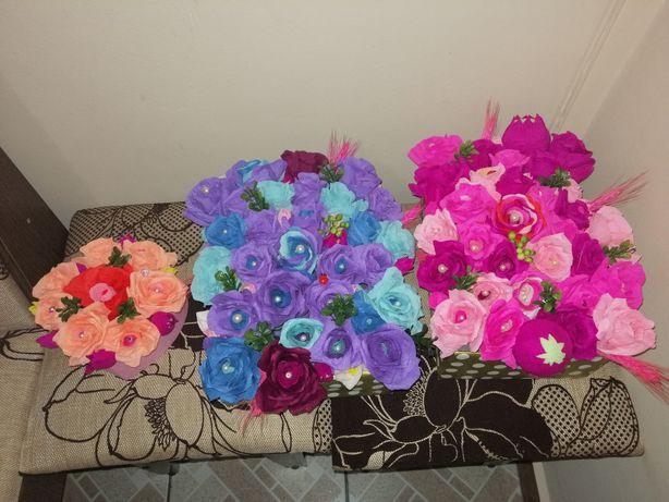 Flori hartie floristica