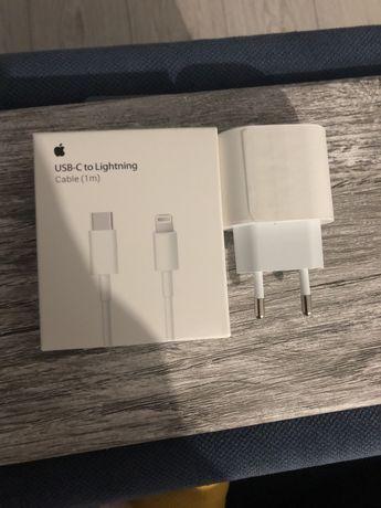 Зарядка 20В на Айфон новая ориг