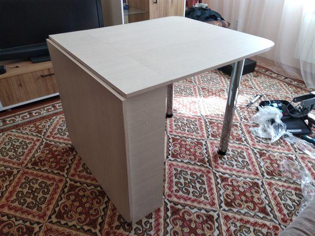 стол книжка + стол тумба + раскладной стол + стол трансформер