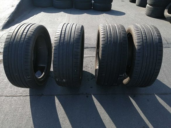 4бр. летни гуми 285/45R20 Goodyear Eagle F1 SUV 4x4 7мм грайпфер